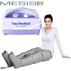 Pressoterapia medicale Mesis Top Medical con 2 gambali a 4 camere, per eseguire un massaggio linfatico agli arti inferiori. EAN 0634065303556