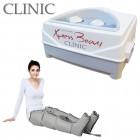 Pressoterapia Xpress Beauty Clinic con 2 gambali a 4 camere, per la bellezza delle gambe. EAN 0638097275577