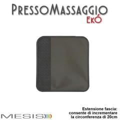 Estensione per fascia addominali-glutei PressoMassaggio® Mesis® EkÓ per incrementare la circonferenza di 20 cm. EAN  0638097592490