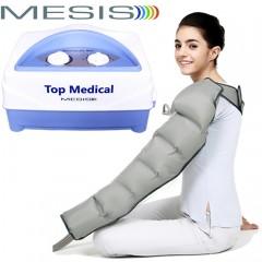 Pressoterapia medicale Mesis Top Medical Six con 1 bracciale a 6 settori per il linfodrenaggio degli arti superiori. EAN 0638097868151