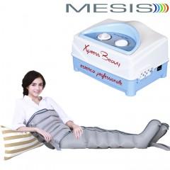 Pressoterapia Mesis Xpress Beauty Six con 2 gambali e 1 fascia addome-glutei a 6 camere per la bellezza di gambe e pancia. EAN0634065303242
