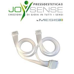 Connettore doppio per i gambali della pressoterapia Joysense Mesis