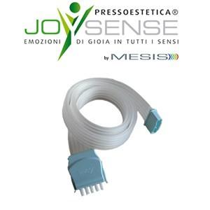 Connettore singolo per la fascia addome-glutei della pressoterapia Joysense Mesis