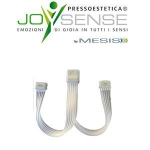 Sdoppiatore per pressoterapia Joysense Mesis, consente di unire ai gambali la fascia addome glutei
