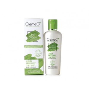 Acqua Micellare Detox Antipollution ml180, deterge, idrata, protegge l'epidermide del viso