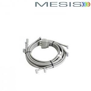 Connettore doppio per i gambali a 4 camere della pressoterapia Xpress Beauty Mesis