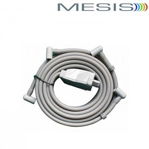 Connettore singolo per il bracciale della Pressoterapia Estetica Mesis Xpress Beauty a 4 camere