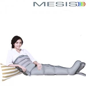 Kit Slim Body Mesis: la fascia addome-glutei con connettore triplo permettono l'utilizzo simultaneo con i 2 gambali