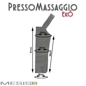 PressoMassaggio® MESIS® EkÓ le misure del bracciale