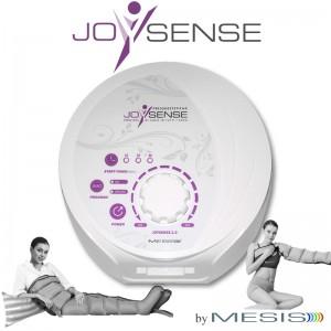 Pressoterapia estetica Mesis: PressoEstetica JoySense 2.0 per gambe, addome, glutei e braccio. EAN 0634065303884