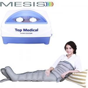 Pressoterapia medicale Mesis Top Medical Six con 2 gambali e Kit Slim Body (fascia addome-glutei con connettore triplo) a 6 settori per gambe, glutei e addome. EAN 0638097883826