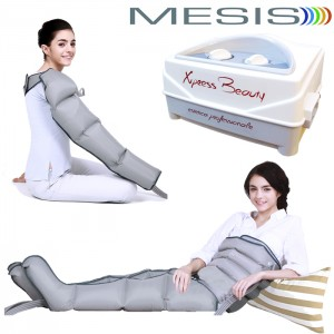 Pressoterapia Mesis Xpress Beauty completa, per gambe, addome, glutei e braccio.EAN 0634065303174